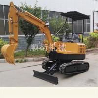 农用微型挖掘机 铁路建设用小型挖掘机