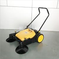 车间用手推式扫地车  无动力工业扫地机 轻便式清扫机