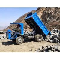 四不像矿山专用车带矿安证 15吨湿式制动