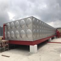 不锈钢保温水箱价格 热泵配套保温水箱 不锈钢方形保温水箱