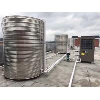 不锈钢圆形水箱厂家 304不锈钢水塔 不锈钢保温水箱