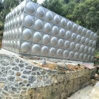 不锈钢水箱价格 304不锈钢水池  方形不锈钢生活水箱
