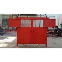 和利隆矿用防火栅栏两用门专业角度分析用途优势