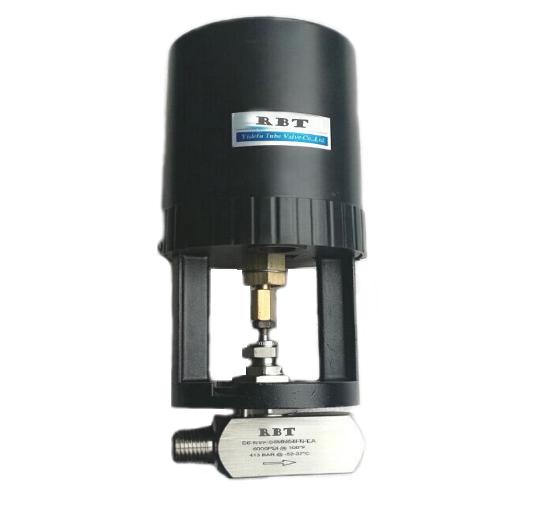进口开关型电动针型阀(RBT德国罗博特品牌)