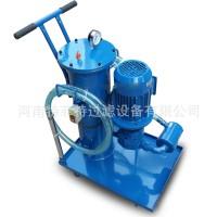 特菲特工厂供应液压润滑系统旁路过滤滤油车LUCA-40*10