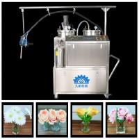 久耐机械供应仿真花透明环氧假水胶自动配胶灌注设备