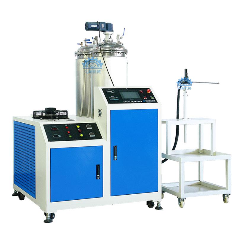 生产供应拉挤工艺用双组份树脂注胶机-久耐机械厂家直销