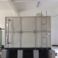 楼顶高位玻璃钢水箱,玻璃钢消防保温水箱,楼顶水箱厂家
