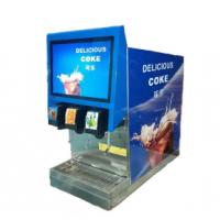 可乐机三阀可乐机成本4900送(气瓶+糖浆)