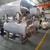 电加热灭菌锅分类 蒸汽加热杀菌锅型号 全自动杀菌釜定制