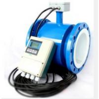 四氟橡胶衬里,碳钢外壳电磁流量计选型价格