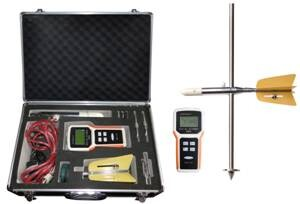 便携式电磁流速仪使用,流速测算仪
