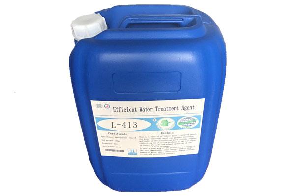 渭南制药厂专用循环水系统高效预膜剂L-413厂家现货