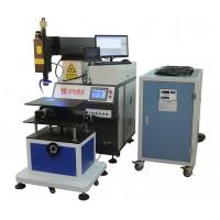 针对多批焊接材料提高生产效率的多工位激光焊接机