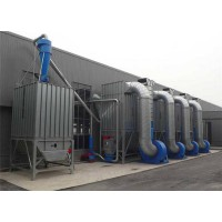 中央除尘环保设备山东博澳节能环保高效率低耗能专业定制