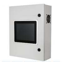 厂家直销HS-K1000W立柜式余压监控主机