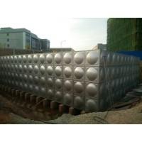 304不锈钢生活水箱方形