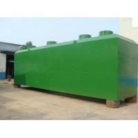 潍坊地埋式一体化生活污水处理设备A/O法、A2/O誉德