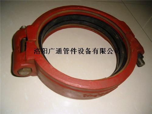 循环水管道GJH型卡箍式柔性管接头厂价销售