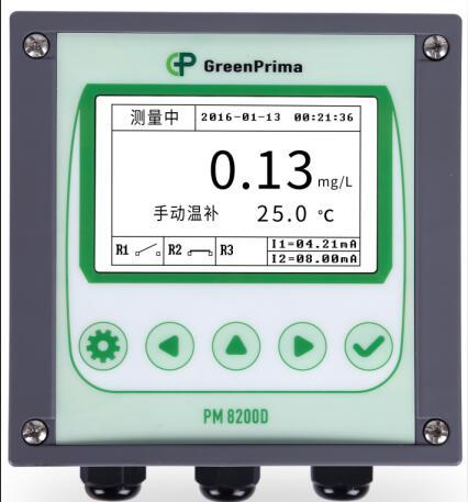 PM8200D养殖水荧光溶解氧检测仪英国GREENPRIMA