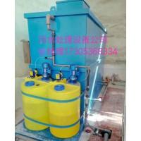 潍坊地埋式一体化医疗污水处理设备工艺报价