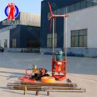 华夏巨匠集团供应QZ-2A三相电岩心勘探钻机