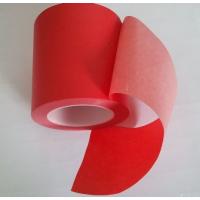 PET复合红色美纹纸 红色美纹纸复合PET胶带