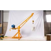 800公斤室外小吊机价格-单臂旋转室外小吊机批发