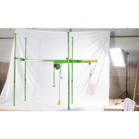 500公斤室内小吊机价格-单相300公斤小吊机批发