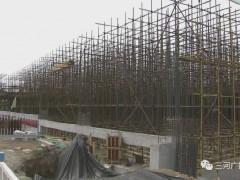 河北三河市生活垃圾焚烧发电PPP项目紧张有序建设中