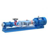 螺杆泵,单螺杆泵,轴钢螺杆泵,污水螺杆泵,G型螺杆泵