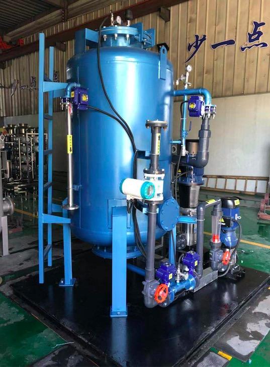 澳洲技术OVXF高效介质过滤设备河道处理水过滤设备