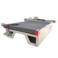 中国最好用的震动刀1625震动刀自动送料智能裁床厂家直销