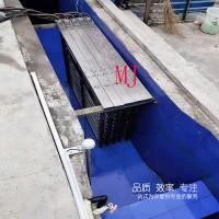 甘孜污水处理厂用明渠框架式紫外线消毒器 水杀菌模块材质