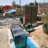成都城镇污水处理用明渠紫外线消毒器 杀菌器实际效果