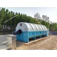 生活污水处理 村镇污水处理立体结构-生物转盘污水设备