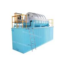 浙江省农村村镇污水处理设备一体化污水生物转盘