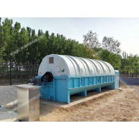 贵州省生活污水处理设备一体化污水生物转盘3D-RBC-S