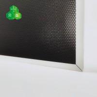苏州贝森环保铝蜂窝芯活性炭过滤网