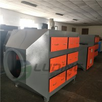 山东活性炭吸附塔设备_吸附净化效率高_符合环保要求