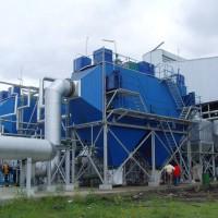 湿式除尘器的分类及适用范围