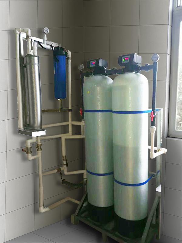 嘉兴商用大型水处理设备