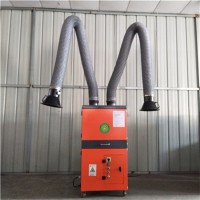 阜阳市 橡胶厂 移动电焊机烟尘除尘器 生产厂家