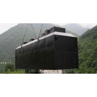 山东潍坊新农村建设地埋式一体化污水处理设备供应商