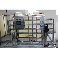 泰州反渗透纯水设备|电子行业用纯水设备|小型反渗透设备