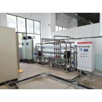 潜江市水驻极/电驻极/熔喷布专用纯化水高纯水设备
