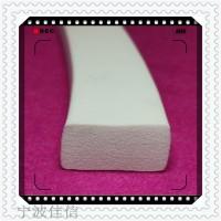 供应方形矩形耐高温硅胶条 防水硅胶条 实心硅胶方条扁条密封条