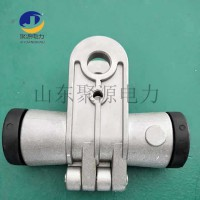 小档距悬垂线夹ADSS光缆悬垂线夹 电线杆用切线悬垂夹具
