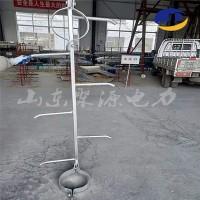 电杆爬梯 电线杆爬梯电线杆抱箍梯线路检修梯子订做
