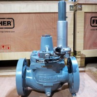 FISHER EZR减压阀EZR-161EB-2指挥器减压阀